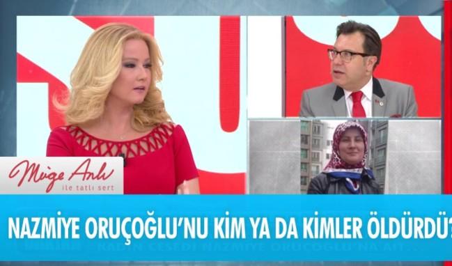Müge Anlı 5 Kasım 2018 Son Bölüm! Nazmiye Oruçoğlu'nu Kim ve Neden Öldürdü?