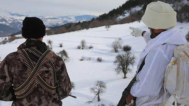 Öldürülen Teröristin Üzerinden Çıktı! Kirli Plan Böyle Bozuldu