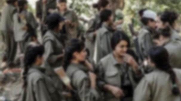 PKK'da Kan Donduran İnfaz! Tecavüz Sonucu Hamile Kalan Kadın Teröristi İnfaz Ettiler
