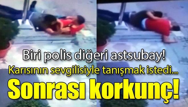 Polis - Astsubay Arasındaki Kanlı Düelloda Müebbet İstendi