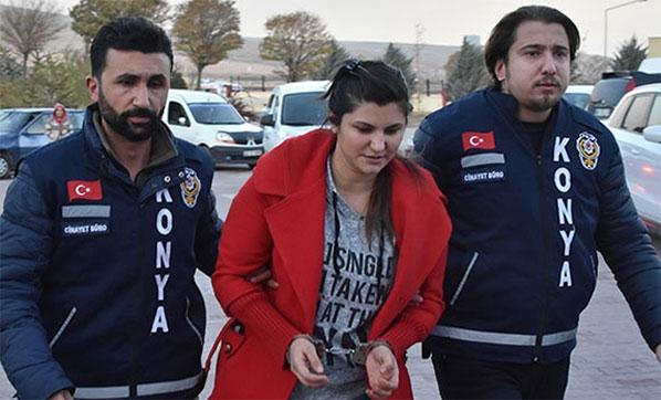 Sevgilisini öldüren Azeri kadının Akıl Sağlığı Yerinde Çıktı