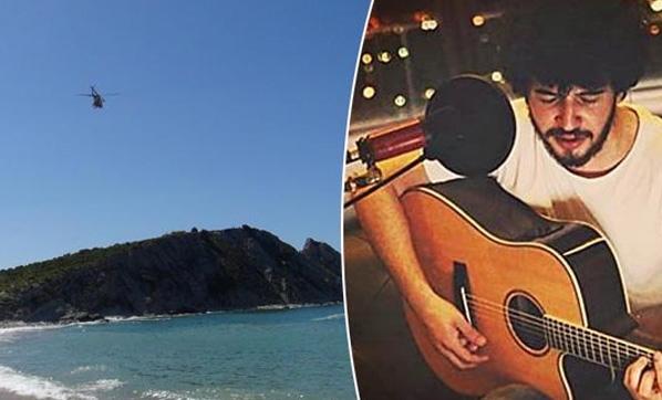 """Şile'de Batan Tekne'de Kaybolan Genç Şarkıcı Aranıyor: """"Umut Yok"""" Dediler"""