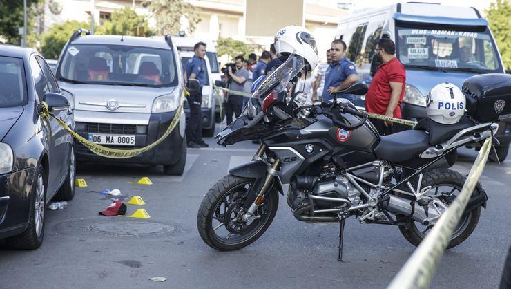Son Dakika! Ankara'da Sokak Ortasında Çatışma Çıktı! 2'si Ağır 4 Yaralı