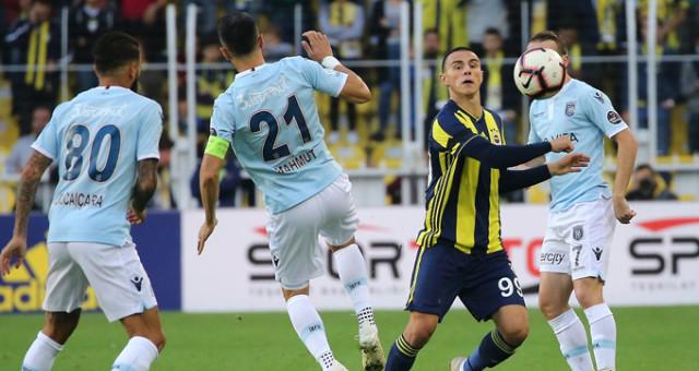 Son Dakika!  Fenerbahçe-Medipol Başakşehir Karşılaşması Sona Erdi, İşte Maç Sonucu
