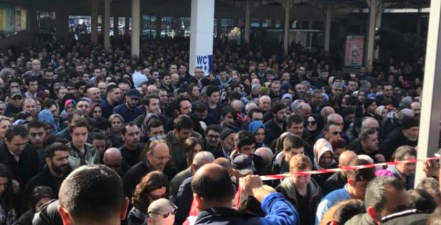 Son Dakika! İstanbul'da Vapur Seferleri Yoğun Sis Nedeniyle İptal Edildi