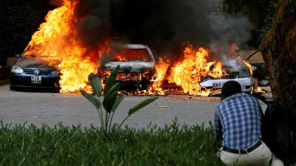 Son Dakika! Lüks Otelde Silah Sesleri ve Patlama