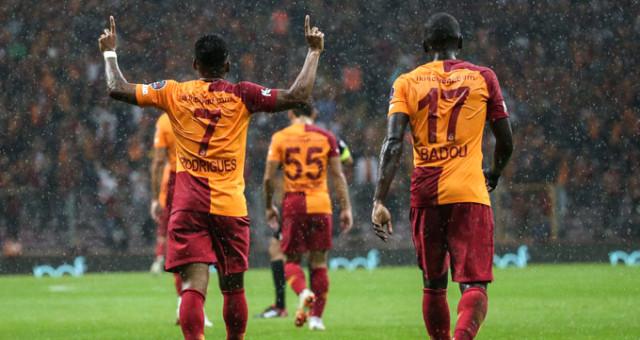 Son Dakika, Maç Sona Erdi! İşte Galatasaray-Kasımpaşa Maçı Özeti