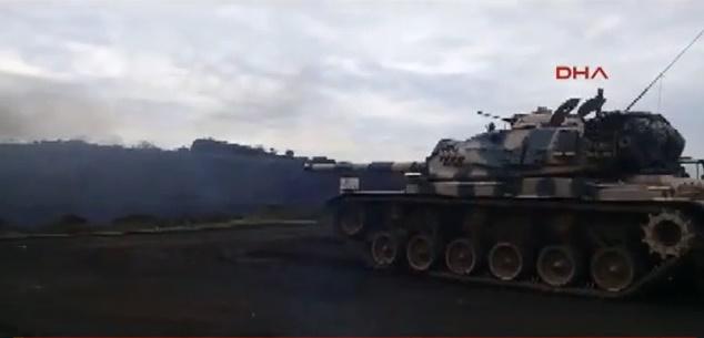 Son Dakika! Mehmetçik Afrin'de Bir Köyü Daha Teröristlerden Temizledi, Türk Bayrağı Dikildi