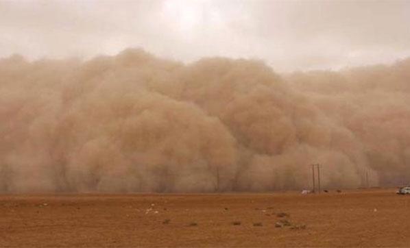 Son Dakika! Meteoroloji Uyardı: Toz Bulutu Marmara'ya Geliyor