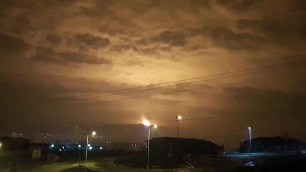 Son Dakika! Sakarya'da Korkutan Patlama