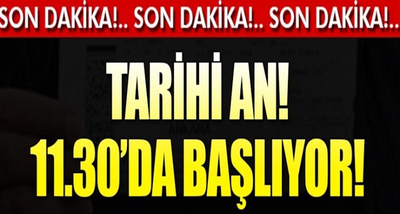 Son Dakika! Yeni İstanbul Havalimanı'nda İlk Uçuş 11.30'da Başlıyor