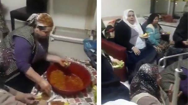 Sosyal Medyayı Sarsan Hasta Odasında Çiğ Köfte Yapılması Görüntüleri Sonrası Harekete Geçildi