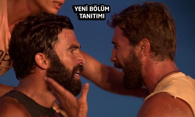 Survivor 2018 Yeni Bölüm Tanıtımında Şok Olaylar!  Acun Ilıcalı Çileden Çıktı: Konuşanı Atacağım!