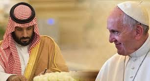 Suudi Arabistan'la Anlaştı Denmişti, Konuyla İlgili Açıklama Geldi! Vatikan Medine'ye Kilise Mi Yapacak?