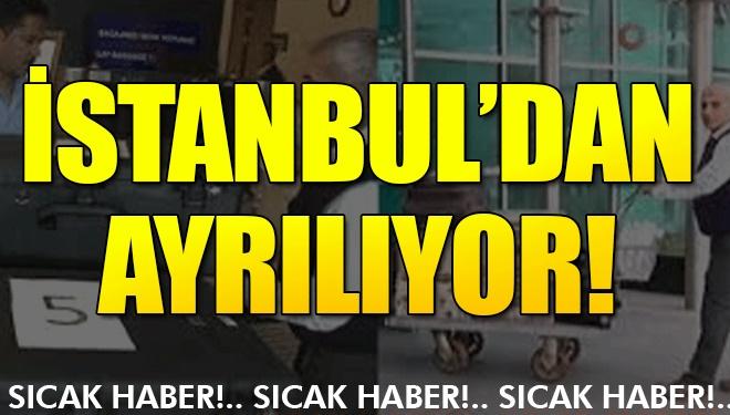 Suudi Başsavcı İstanbul'dan Ayrılıyor