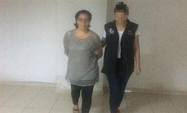 Terör Örgütü PKK'nın Sözde Sorumlusu İzmir'de Yakalandı