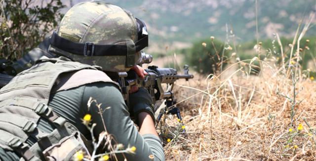 Tunceli'de PKK'ya Ağır Darbe! 10 Terörist Etkisiz Hale Getirildi