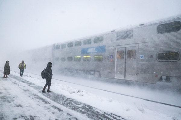 Uzmanların Korktuğu Oluyor! Kış Mevsimi Başlarken Buzul Çağı Kendini Göstermeye Başladı