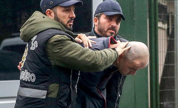 Yeniden Gözaltına Alınan Murat Özdemir Adliyeye Sevk Edildi