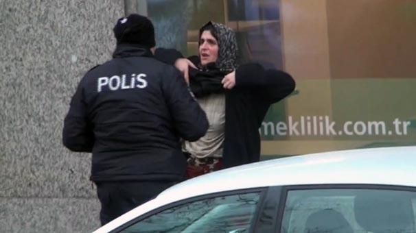 Yer: Taksim! Vatandaş İhbar Etti, Polis Hemen Durdurdu