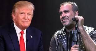 ABD Başkanı Trump'ın Türkiye Mesajına Ünlü Şarkıcı Haluk Levent'ten Olay Cevap!