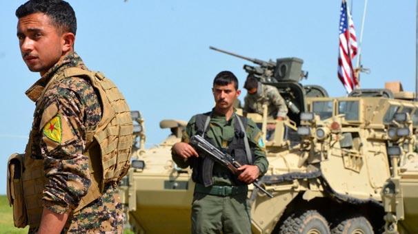 ABD'li Orgeneral PKK'lı Terörist İle Suriye'de Görüştü
