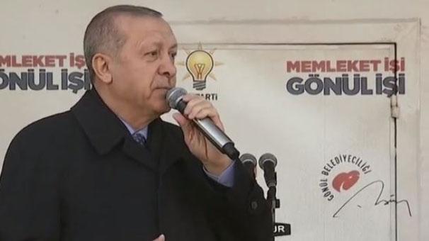 Cumhurbaşkanı Erdoğan Fırsatçıları Sert Uyardı: 81 İlde Yaparız