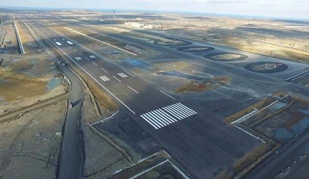 Flaş Flaş! 3. Havalimanı'na İlk Uçak O Tarihte İnecek