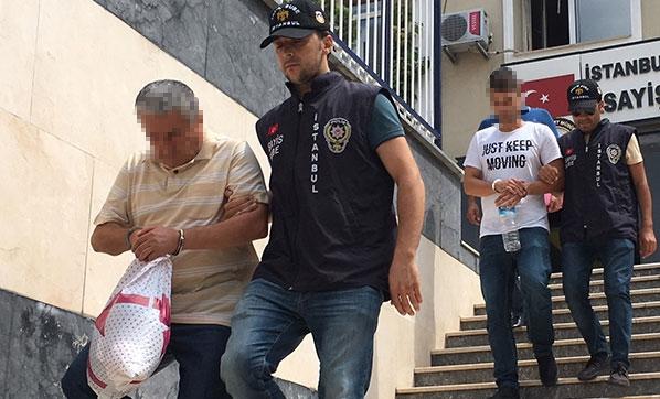 Şişli'de Zabıta Memurlarına Rüşvet Gözaltısı