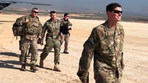 Son Dakika! Az Önce Duyuruldu ABD'nin Suriye'den Çekileceği Tarih Belli Oldu