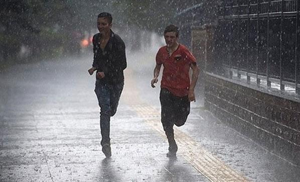 Son Dakika! Meteoroloji'den İstanbul İçin Bir Uyarı Daha