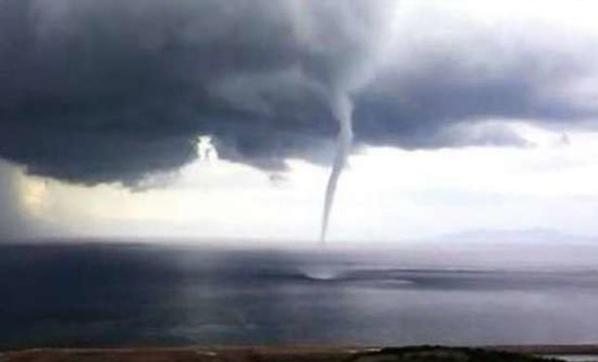 Son Dakika! Meteoroloji'den Antalya İçin Hortum Uyarısı
