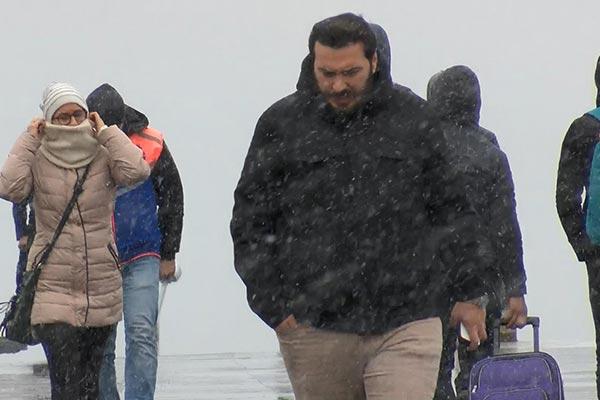 Son Dakika! Meteoroloji'den Peş Peşe Kritik Uyarılar: Yarına Dikkat