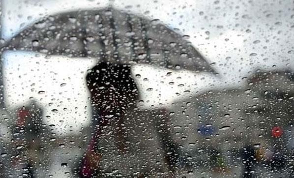 Son Dakika! Meteoroloji'den Sağanak Yağış Uyarısı
