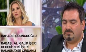 Esra Erol'un ATV'de Yayınlanan Programında Akıl Almaz Olay! Babasının Mezarını Açtırınca Şok Yaşadı