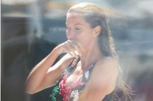 Ünlü Modelden Yıllar Sonra Flaş İtiraf: Onunlayken Vücudumu Uyuşturuyordum