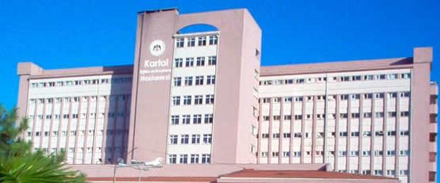 Kartal Devlet Hastanesi'nde silah sesleri