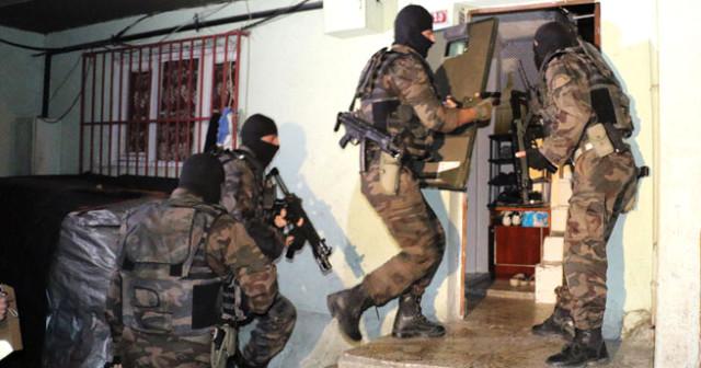 İstanbul'da İki İlçede Geniş Çaplı DEAŞ Operasyonu