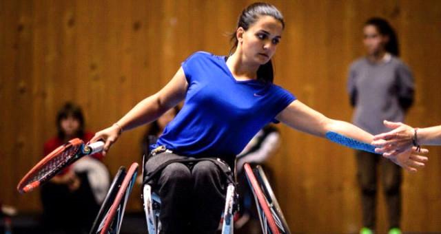Engelli Milli Tenisçiye Yapılan Utanç Verici Uygulamaya Adalet Bakanı Bekir Bozdağ El Koydu