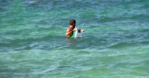 Survivor Adem Okyanusa Bir Ağ Attı Denizi Kuruttu