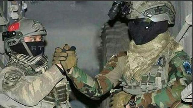 Türk Askerinin El Bab'dan Zafer Fotoğrafları Geldi