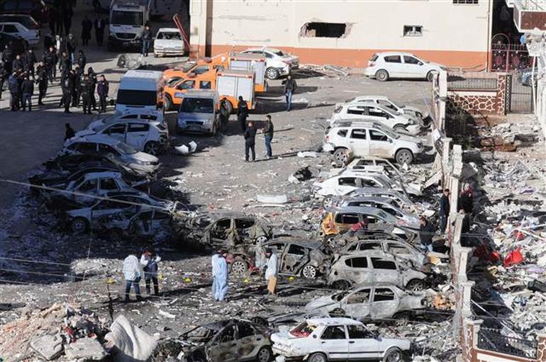 Viranşehir Saldırısında 26 Kişi Gözaltına Alındı