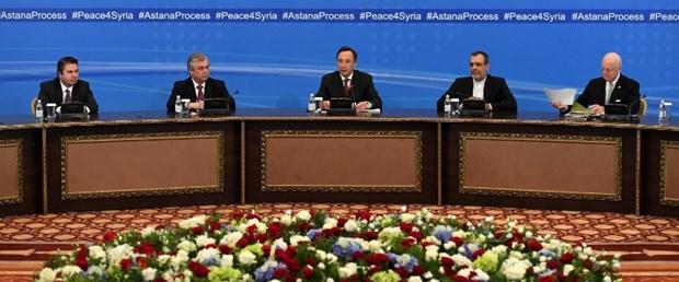 Astana'da ikinci görüşme