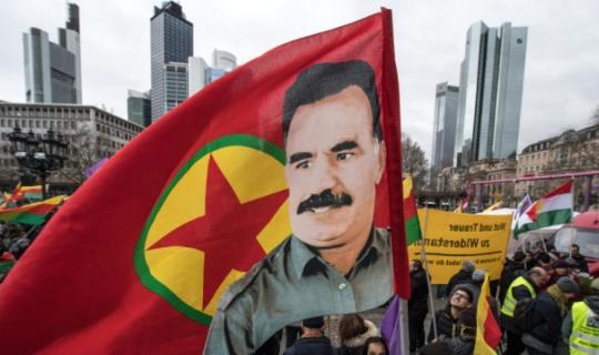 Alman Medyasından Büyük Skandal! PKK'nın Yürüyüşü İçin Türkçe Canlı Yayın Yaptılar!