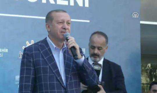 """Cumhurbaşkanı Erdoğan'dan CHP Lideri Kılıçdaroğlu'na Şok Sözler: """"15 Temmuz'da Atatürk Havalimanı'nda Kaçıyordun"""""""