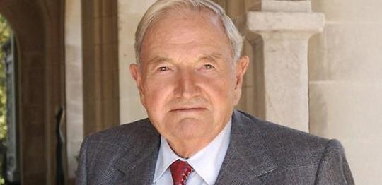 Dünyaca Ünlü İş Adamı David Rockefeller 101 Yaşında Hayatını Kaybetti!