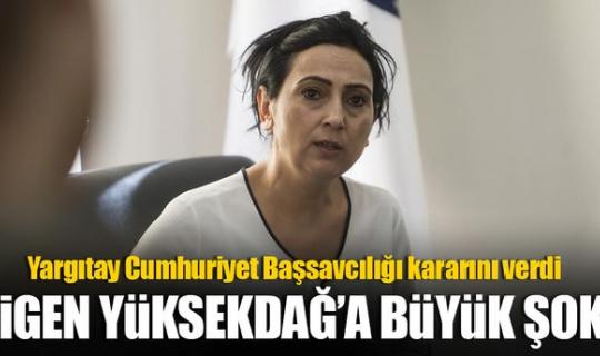 Figen Yüksekdağ'a Büyük Şok! 10 Yıla Kadar Hapis Cezası İsteniyor!