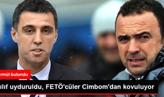 Galatasaray Tepkilerin Ardından Hakan Şükür ve Arif Erdem'in Kovulması İçin Formülü Buldu