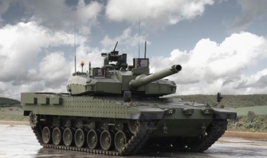 Türkiye'nin İlk Milli Tankı için Aranan Kalp Bulundu!
