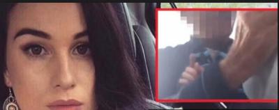 78 Yaşındaki Yaşlı Adam Genç Anneyi Taciz Ederken Kameraya Böyle Yakalandı!